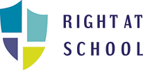 Right At School Shield Logo
