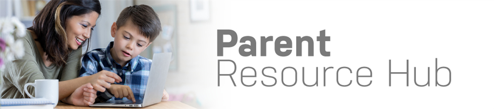 Parent Resource Hub banner image