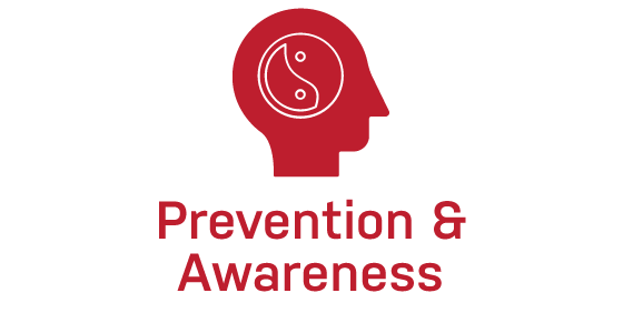 Prevention and awareness icon