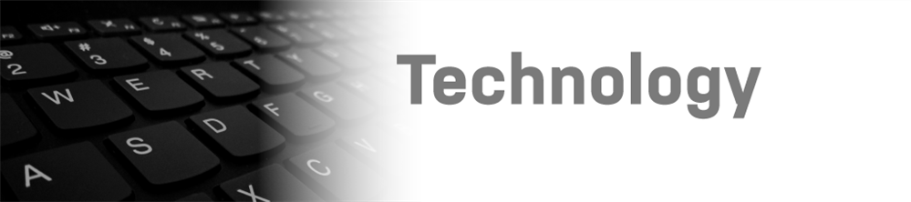 Technology Banner image