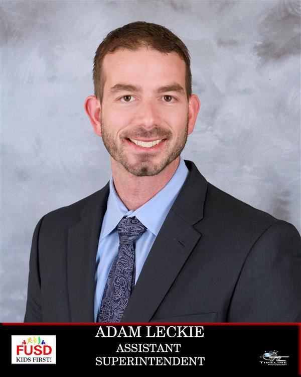 Mr. Adam Leckie - Assistant Superintendent