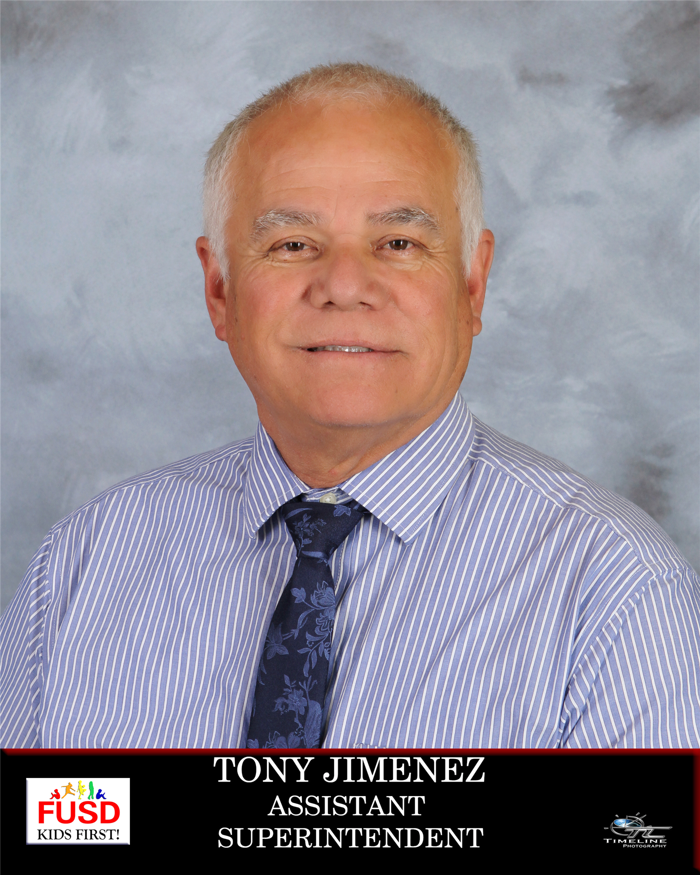 Mr. Tony Jimenez - Assistant Superintendent for Human Resources
