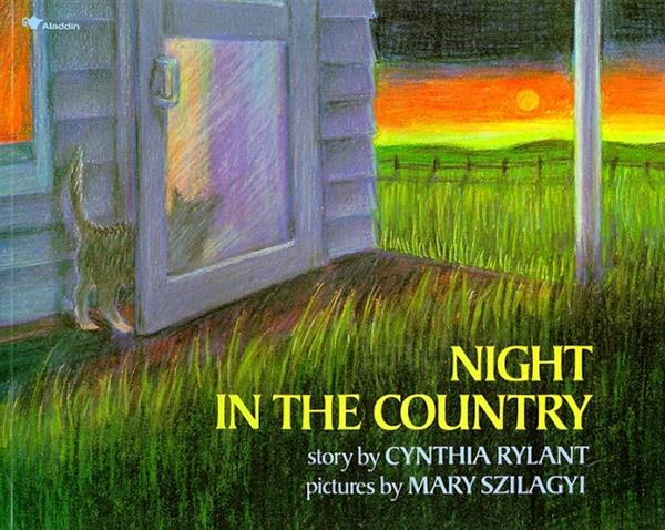Opens in a new window. Night in the Country Reading.