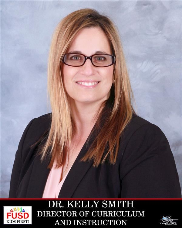 Dr. Kelly Smith - Director of Curriculum & Instruction