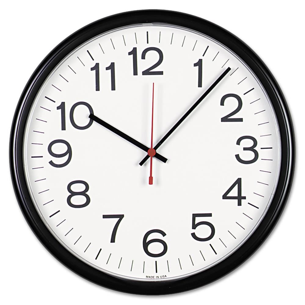 Picture of clock.