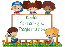 FUSD Kinder Screenings & Registrations