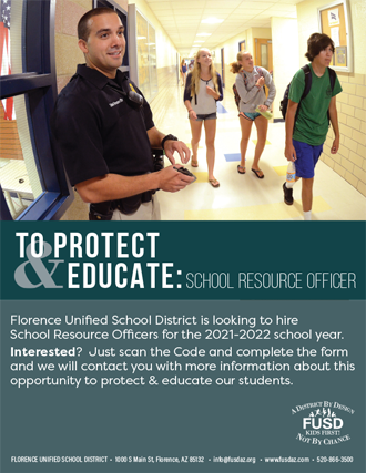 School Resource Officer Flyer icon